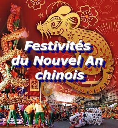 Festivités du Nouvel An chinois