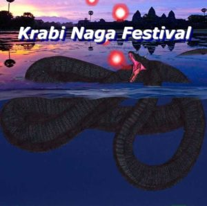 Krabi Naga Festival 2020