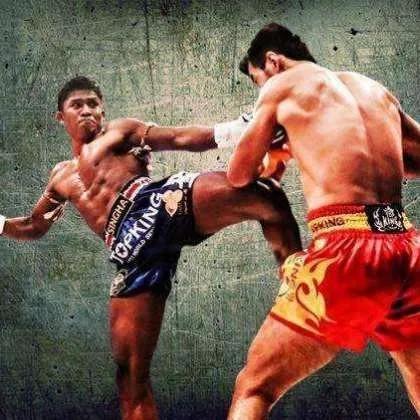 Stade de boxe Bangla Muay Thai
