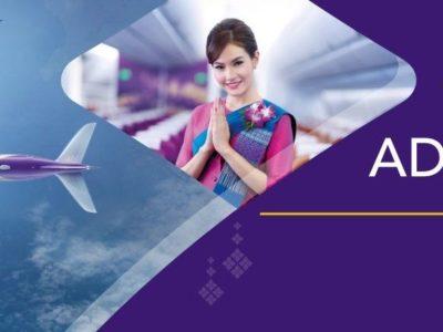 Les annulations de vol Thaï Airways vers Bangkok (et d'autres itinéraires) prolongées jusqu'au 30 juin 2020