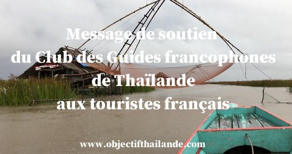 Covid-19, un casse-tête pour les guides touristiques francophones de Thaïlande