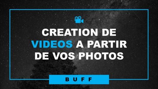 Créer une vidéo qui retracera votre voyage ou n'importe quel autre évènement