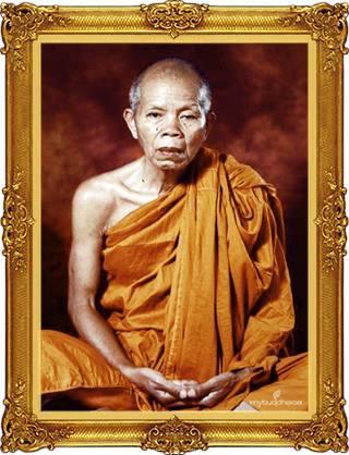 Le vénérable moine Luang Phor Koon