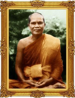 Le vénérable moine Phra Achan Tim Dhammo Pinto Taro