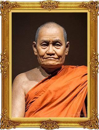 Le vénérable moine Phra Bodhiyan Thera