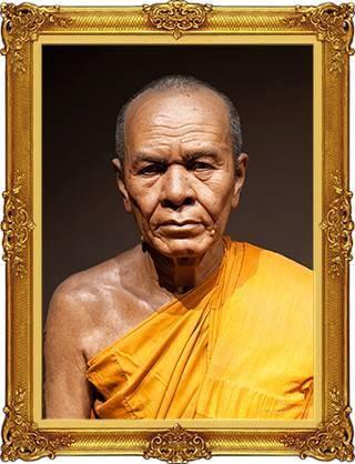 Le vénérable moine Phra Mongkol Theb Muni