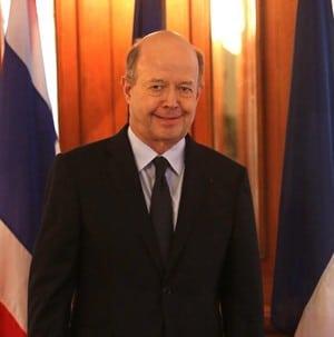 La France rouvre ses portes à la Thaïlande