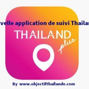 La nouvelle application de suivi ThailandPlus
