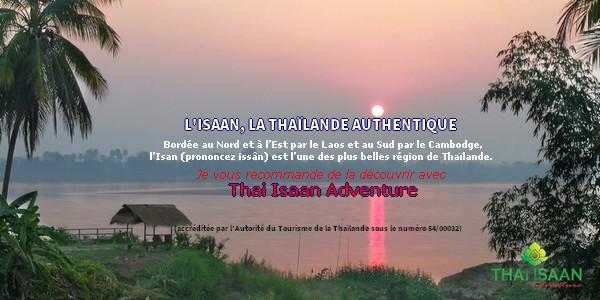 l'Isan (prononcez issân) est l'une des plus belles région de Thaïlande